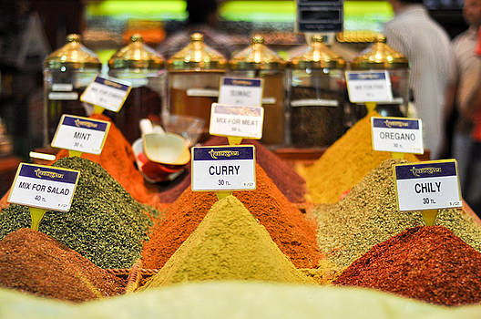 Spices by Freepassenger By Ozzy CG