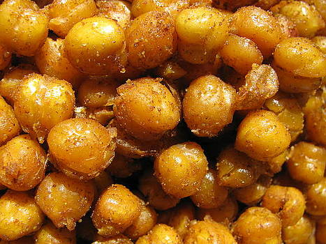 Spicy Chick Peas by Lindie Racz