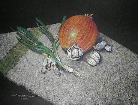 Spicy by Regina Calton Burchett