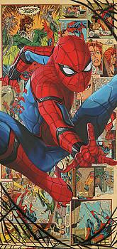 Spider Man  by Anthony Jensen