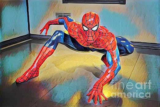 Spider Man by SoxyGal Photography
