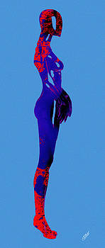 Spidergirl by Steve K