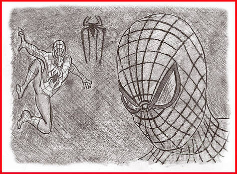 Chris DelVecchio - Spiderman
