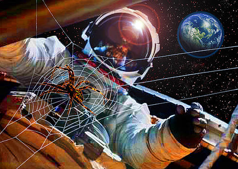 James Temple - Spiders In Space - The Experiment