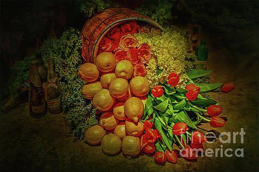 Sandy Moulder - Spilled Barrel Bouquet