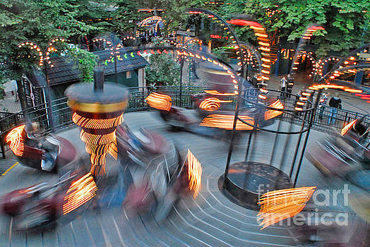 Spin Me Around by Larry Mulvehill
