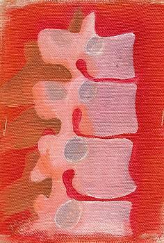 Spine by M Blaze Wolenski