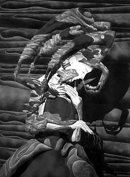 Spinnenfrau by Arno Schaetzle