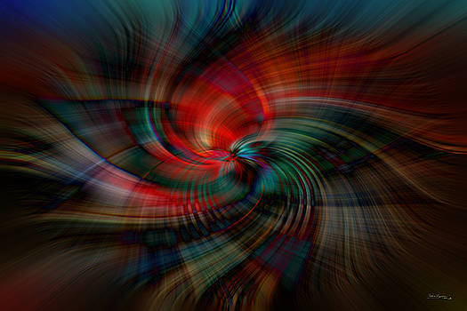 Spinning Colors by Andrea Lawrence