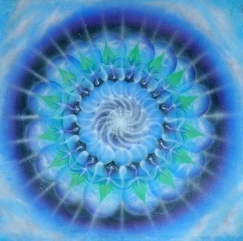 Spiral gallaxies by Elizabeth Zaikowski