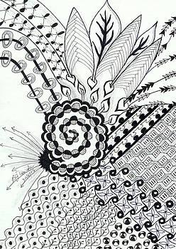 Bev Donohoe - Spiral Leaves