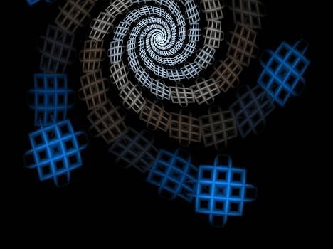 Rhonda Barrett - Spiral Squared