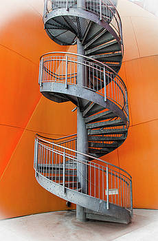 Venetia Featherstone-Witty - Spiral Staircase, Panama City