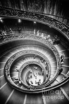 Spiral Staircase Vertical by Stefano Senise