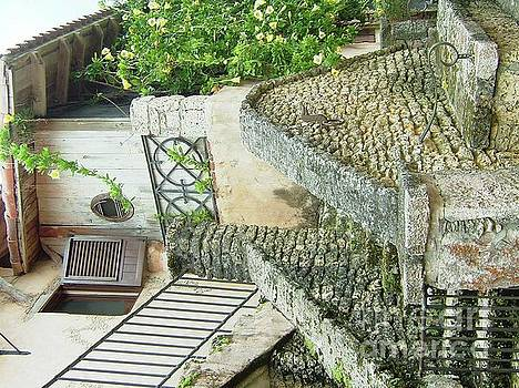 Gary Wonning - Spiral Stairway