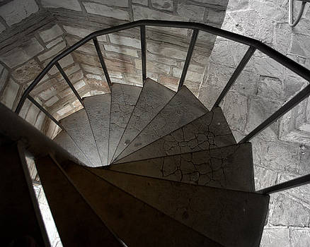 Spiraling Downward by Karen Musick