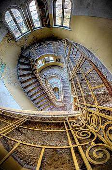 Spiralius by Steven Coppenbarger