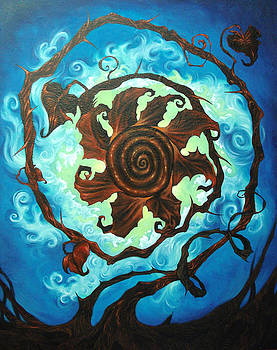 Spirals by Brian StewART