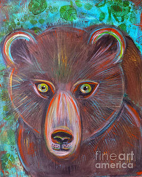 Spirit Bear by Misty Frederick-Ritz