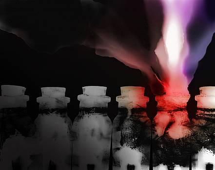 Katherine Huck Fernie Howard - Spirit Bottles