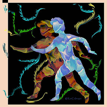 Kae Cheatham - Spirit Chasers