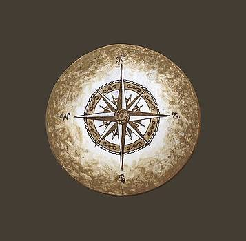 Spirit Compass by Gail Maguire