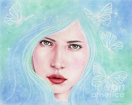 Spirit Guide Dream by Mayumi Ogihara