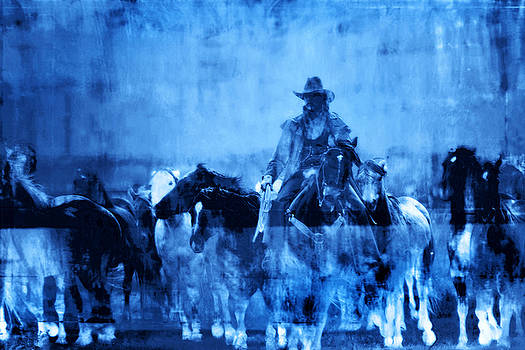 Spirit Herd by Nick Sokoloff