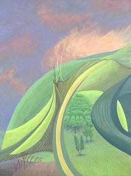 Spirit Hills by Lisa Jeanne Graf