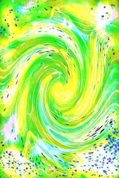 Spirit of Nature I I by Orphelia Aristal
