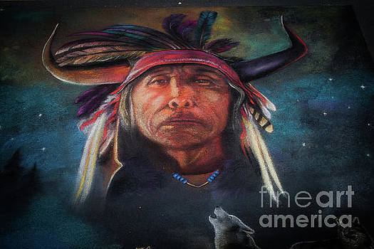 Spirit of the Indian Chief by Gary Rieks