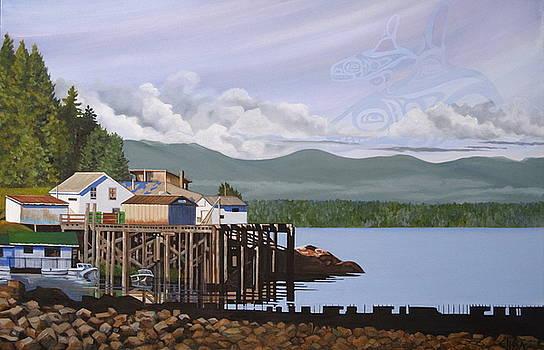 Spirit of Whaletown by Elissa Anthony