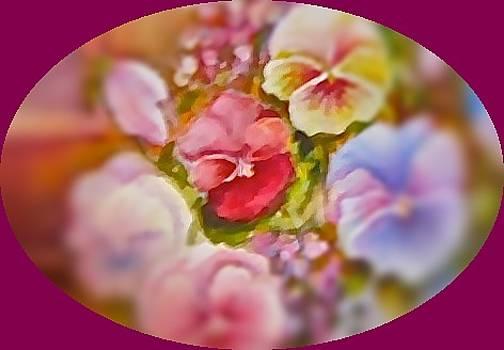 Patricia Schneider Mitchell - Spirit Petals