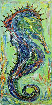 Spirit Seahorse by SaiCo