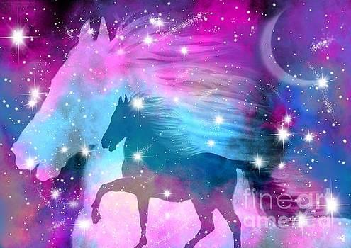 Nick Gustafson - Spirit Stallion midnight Run