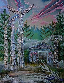Spirit Village by Bob Craig