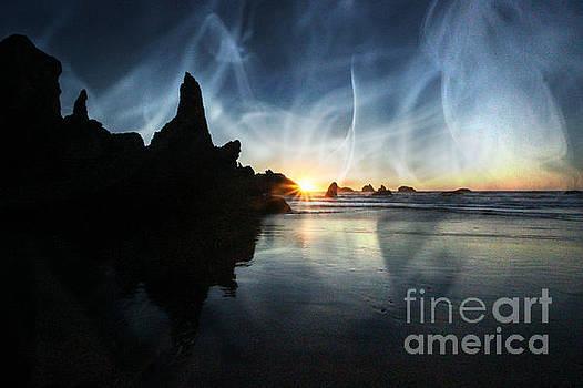 Jenny Revitz Soper - Spirits at Sunset
