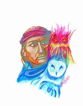Spirits by Jason McRoberts