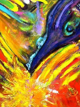 Spirit Encounter by Shakti Brien