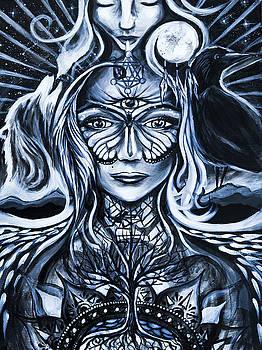 Spiritual Journey by Renee Sarasvati
