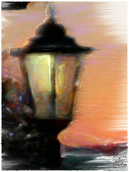 Dee Flouton - Spiritual Lamp