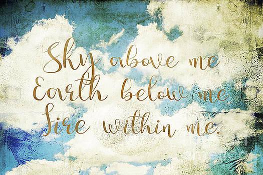 Sophie McAulay - Spiritual quote