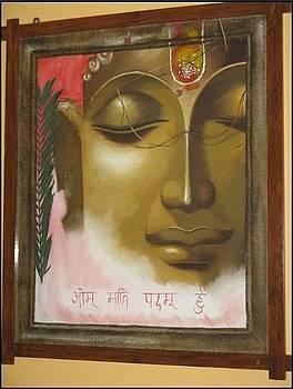 Spiritual Silence by Pratik Kharecha