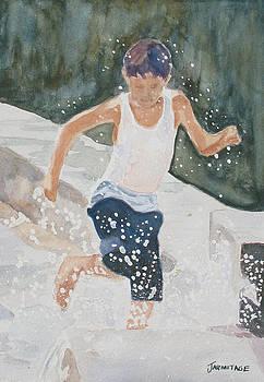 Jenny Armitage - Splash Dance