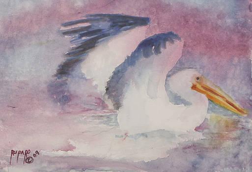 Splash Down by Linda Rupard