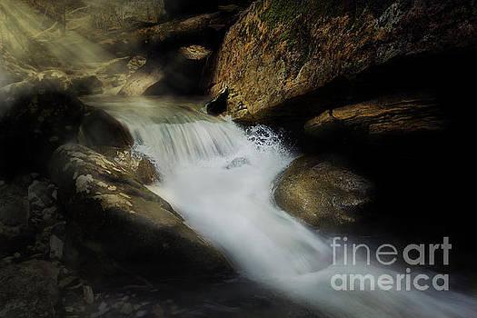 Splash Falls by Tim Wemple