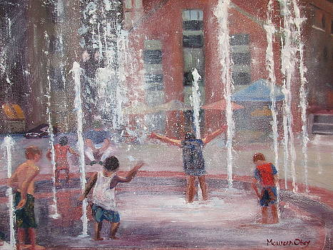 Splash for Joy by Maureen Obey