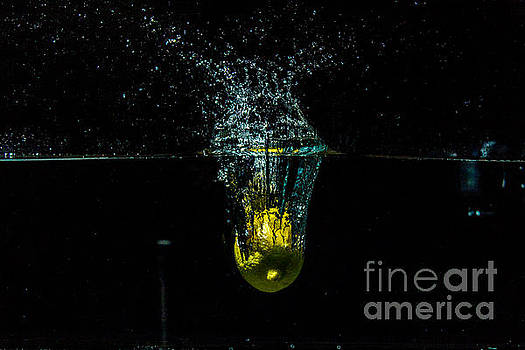Splash of  Lemon 2 by Marj Dubeau