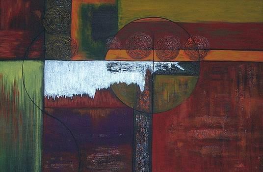 Splash Rings by Judy Groves