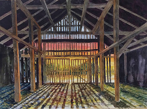Splendor in the Barn by Glen Ward